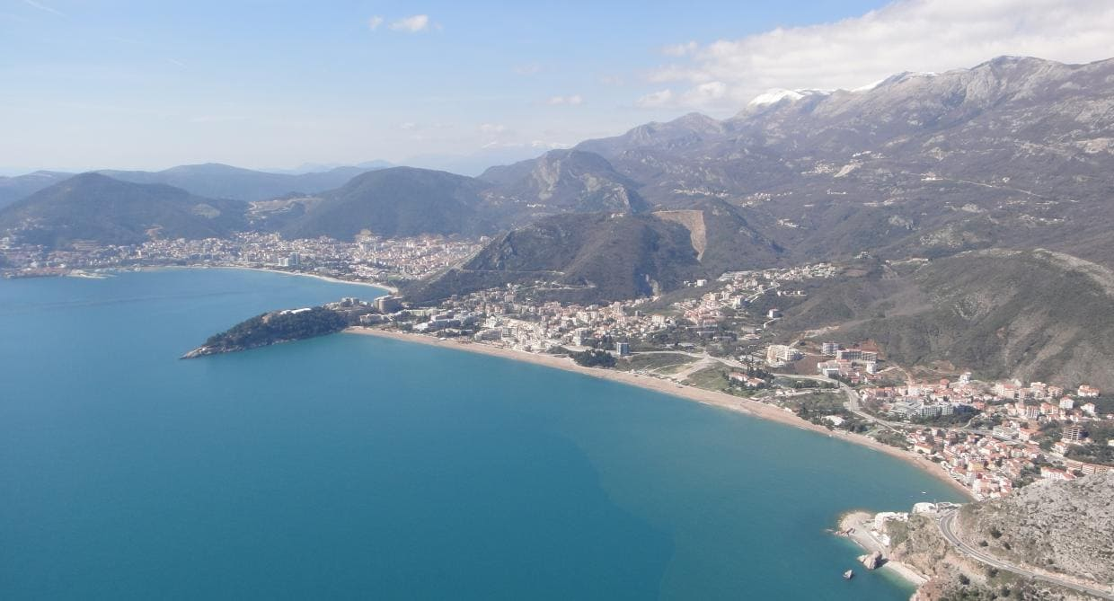 budva paragliding the charm of montenegro 11