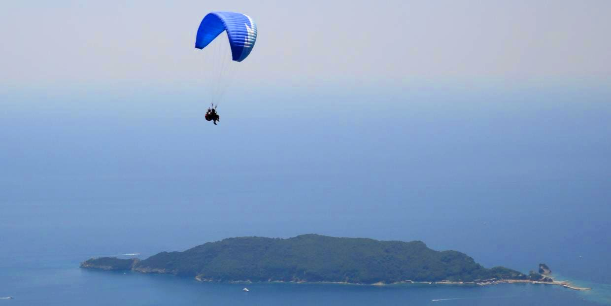 budva paragliding the charm of montenegro 9