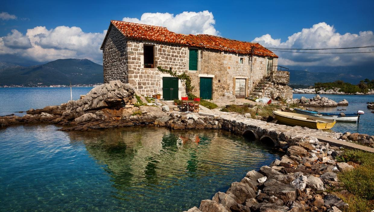 Beautiful and amazing Montenegro